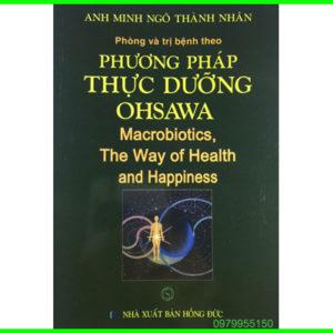 Sách phương pháp thực dưỡng Ohsawa