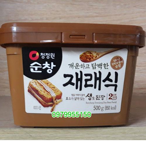 Miso Hàn Quốc 500g