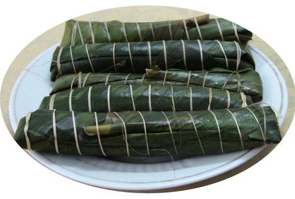 Bánh tẻ gạo lứt