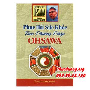 Phục hồi sức khỏe theo phương pháp Ohsawa