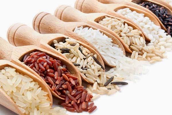 Các loại gạo lứt trên thị trường