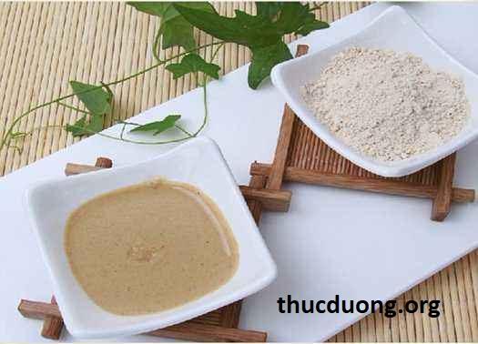 Bột gạo lứt là bột gì?
